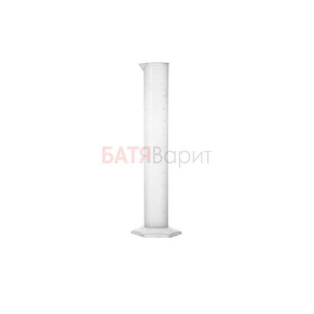Цилиндр мерный 25мл, пластик