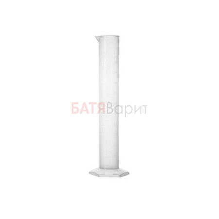 Цилиндр мерный 50мл, пластик