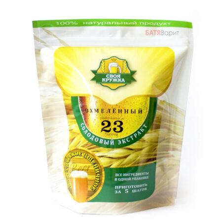 Пшеничное классическое, солодовый экстракт Своя Кружка