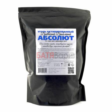Активированный уголь АБСОЛЮТ (БАУ-А) 0,5кг