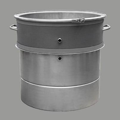 Вставка-вкладыш для водяной и паровой рубашки к кубу 100 литров D530
