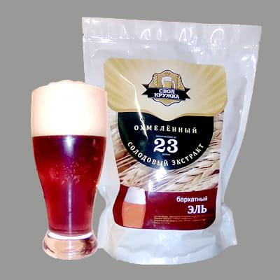Бархатный ЭЛЬ, набор для приготовления пива