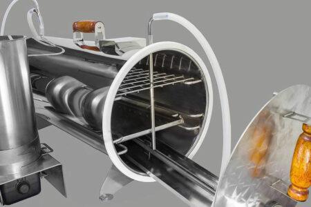 Дымогенератор с охлаждением ДСПД-2