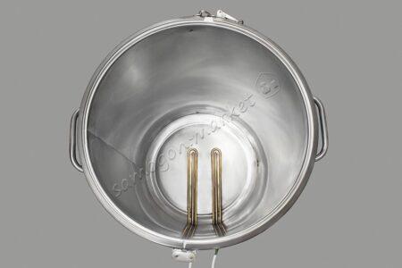 Перегонный куб ХД-Maxima 75 литров (400*630 мм)