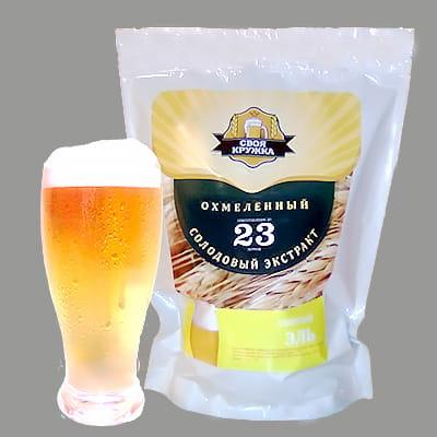 Светлый ЭЛЬ, набор для приготовления пива