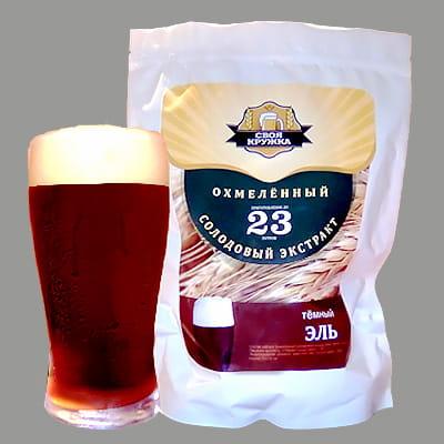 Тёмный ЭЛЬ, набор для приготовления пива