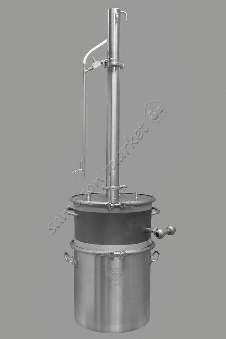 Вставка-вкладыш для водяной и паровой рубашки к кубу 27 литров D320