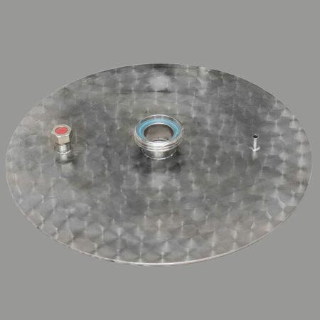 Уценка Крышка ХД/3 диаметр куба - 320 мм.