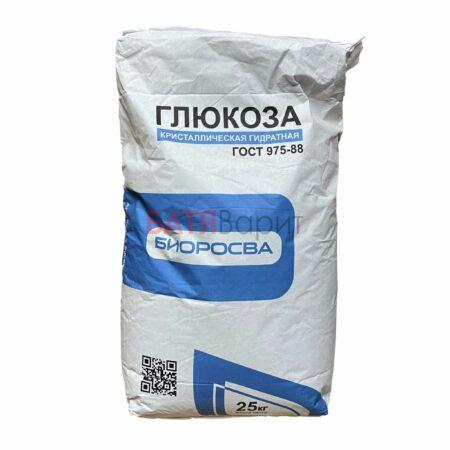 Глюкоза (декстроза) 25кг, Биоросва
