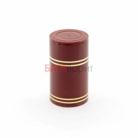 """Колпачок-дозатор (крышка) """"Гуала"""" - бордовый"""
