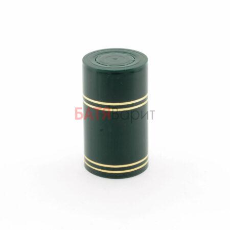 """Колпачок-дозатор (крышка) """"Гуала"""" - темно-зеленый"""
