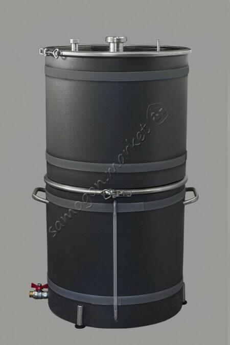 Увеличитель объема на 50 литров для куба Люкссталь 50 литров (400мм)