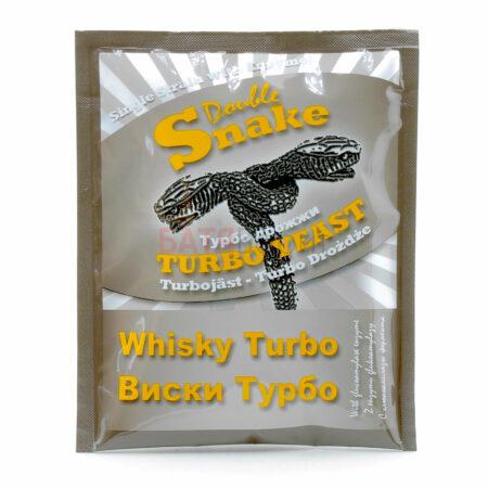 Турбо дрожжи Double Snake Whisky 70 гр.