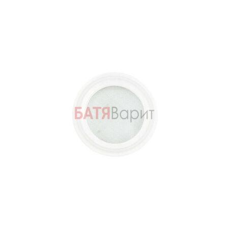 Прокладка фторопластовая с мелкой сеткой кламп 1,5 дюйма