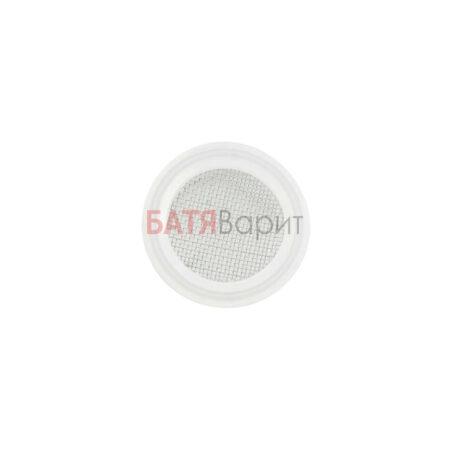 Прокладка силиконовая сеткой кламп 1,5 дюйма