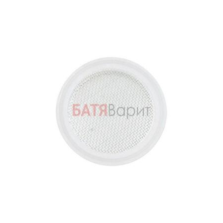Прокладка силиконовая с сеткой кламп 2 дюйма
